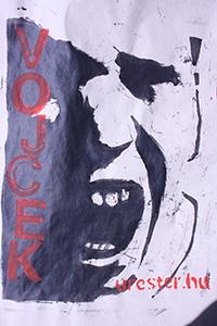 vojcek plakát pici